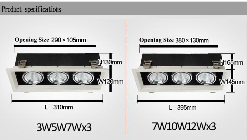 COB spot light (11)
