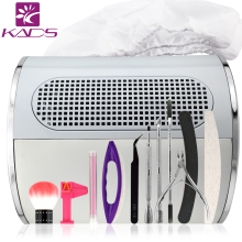 KADS NEW 110V&220V Nail dryer machine Nail Dust Suction Collector SET Manicure Filing Acrylic UV Gel Tip Machine Nail Equipment(China)