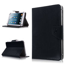 "For Irbis TZ70 7"" inch pu Leather Case Stand Cover For Universal Android Tablet PC PAD tablet 7 inch case universal bags(China)"