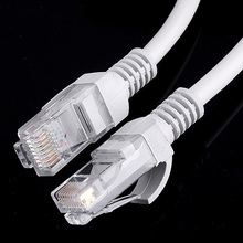 Best !! Hot Sale 3/5/10/20/40m High Speed CAT5 RJ45 Ethernet Internet Network Patch Lan Cable Cord Tools For Computer Laptop LOL