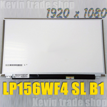 Original 15.6 IPS screen LP156WF4-SLB1 LP156WF4-SLBA laptop LCD led screen LP156WF4 SLB1 SLBA 1920*1080 40PIN Matrix display(China)