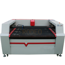 Technology fabric paper wool felt auto feeding laser cutting machine for sale(China)