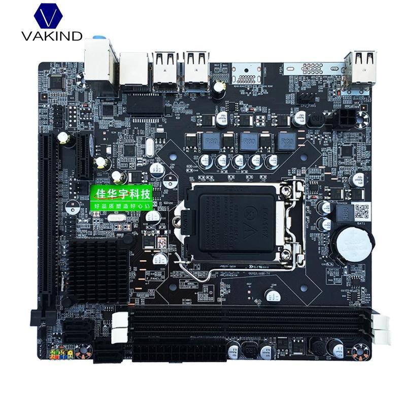 Интернет магазин товары для всей семьи HTB1G8r8acrrK1Rjy1zeq6xalFXaJ VAKIND P67 PC LGA1155 материнская плата настольного компьютера DDR3 платы заменены H61 B75 материнская плата