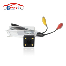 BW8175 China Post Air Mail Free Shipping 100% Waterproof 170 Degree Wide Angle 2013 Chery Fulwin 2 Car Rear View Camera(China)