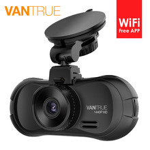 Vantrue X3 WIFI Car Camera Super HD 1440p Car Driving Recorder Dash Cam Wide Angle G-Sensor Parking Mode Time Lapse Car DVR(China)