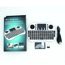 mini keyboard i8 i8 Enhlish Wireless Gaming Keyboard Fly Air Mouse for Smart TV Android TV Box IPTV HDPC Laptop Desktop Mini PC