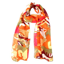 Stylish New Attractive Luxury Fashion Accessories Summer Beach Style Soft Thin Chiffon Wrap Scarf Shawl Jan20
