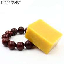 About 100g Natural Beeswax Text String Playing Hand Carved Wooden Carving Mahogany Furniture Wax Waxing Polishing Secret(China)