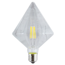 4W 220V LED Light Edison/Filament/Retro Antique Industrial Style /T30-185 Tungsten Bulb E27 Edison Light(G125 Warm white)(China)