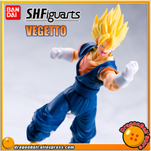 Sale DRAGONBALL Dragon Ball Z/Kai Original BANDAI Tamashii Nations S.H.Figuarts / SHF Exclusive Action Figure - Vegetto(China)