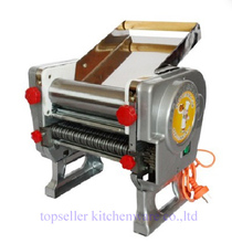 Top quality NM-215 electric noodle making machine,pasta maker,noodle cutting machine,dough roller for commercial and home use