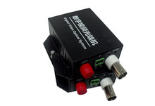Mini 1-channel digital video Optical 1V1D Mini-way (Transceiver/Multiplexer) Fiber Optical Video analog cameras used