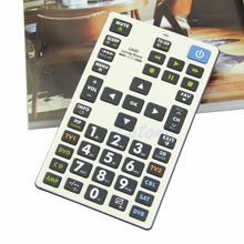 1Pc Universal Learning Remote Control Controller 8 Devices For L800 For TV SAT DVD New-50PA