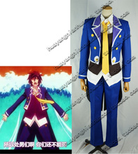 2016 No Game No Life Sora Cosplay Costume Tailor made(China)