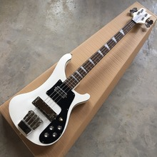 One price neck White 4003 Electric Bass 4 strings Bass Wholesale Guitars From China Best Selling
