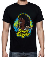 Buy Randy Watson Sexual Chocolate World Tour Men's Black T-shirt Size S-3XL Print T Shirt Men Brand Clothing Print