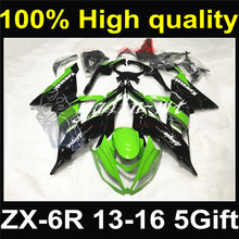 Plastic Body Fairing Set For KAWASAKI Ninja ZX6R ZX-6R ZX636 ZX 636 2013 2014 2015 2016 13 14 15 16 Body Fairing Kit K13-99
