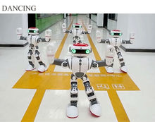 2017 Intelligent Humanoid Robot Voice Control RC Robot with Dance/Paint/Yoga/Tell Stories RC TOYS 05033 05028 05027 Model LEPIN