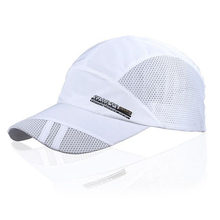 SAF 2016 NEW Fashion Mens Summer Sport Baseball Hat Running Visor cap white
