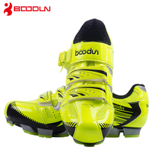 Boodun Breathable Mountain Riding Shoes Spring&Summer Leisure Sports Road Riding Lock Shoes Cycling Shoes Men&Women(China)