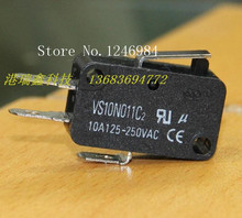 [SA]Highly HIGHLY stroke electronic switch micro switch reset switch with iron switch VS10N011--100PCS/LOT