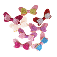 Buy David accessories non-woven bow-knot glitter embroidery patch hair accessories DIY Accessory Sewing Supplies,50Yc2796 for $2.75 in AliExpress store