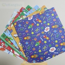 15x15cm Cute Origami Paper Kids Birthday Party Gift 6 designs x 2sides different print(China)