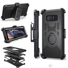 for Samsung Galaxy Note 8 Case New Heavy Duty Military Armor Shockproof Phone Case Kickstand Cover for Samsung Note 8 Note 5 4 3