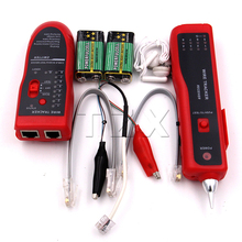1pcs Professional Telephone Network Phone Cable Wire Tracker Phone Generator Tester Diagnose Tone Networking Tools