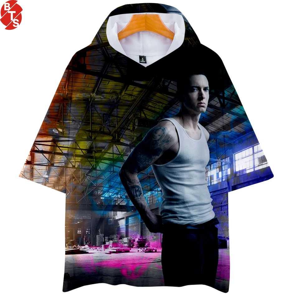 Detalle Comentarios Preguntas sobre EMINEM famoso rapero 2018 3D impreso  Hip Hop camisetas mujeres hombres de manga corta moda camisetas ocasionales  más ... ce4a4aaa226