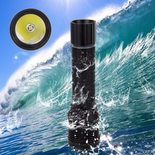 3000Lm XM-L2 LED Scuba Torch Diving Flashlight Underwater 100m Waterproof Light