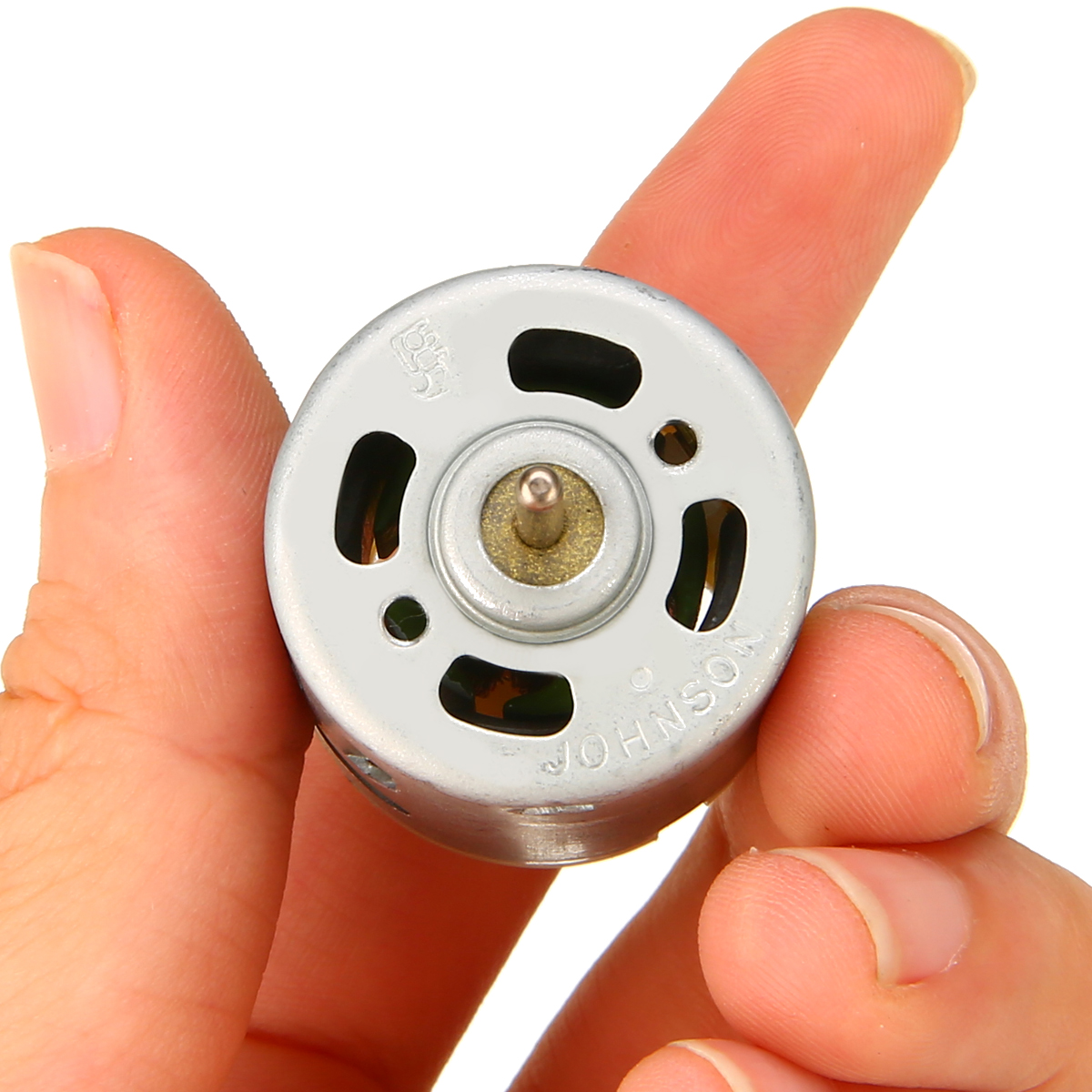 High Speed 5000RPM 6-12V DC Motor Hobby Mini DC Motor 365 Low Noise For DIY Small Electric Drill Motor Diameter 27.5mm