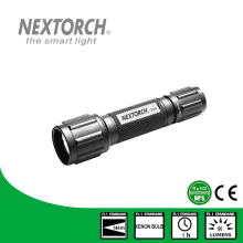 NEXTORCH ANSI NEMA Standard Waterproof Shockproof 80 Lumens High Output Hunting  Xenon Bulb Tactical Flashlight Torch#T6A