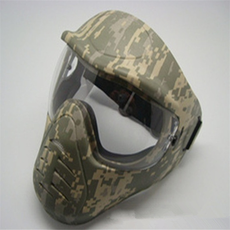 airsoft masks coloring pages - photo#11
