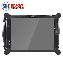 EVG7 DL46/HDD500GB/DDR2GB Diagnostic Controller Tablet PC EVG7 DL46 Professional Garage & Mechanic Car Repair Services DHL freee(China)