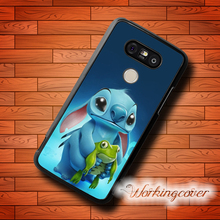 Fundas Stitch Tangled Pascal Case for Sony Xperia Z3 Z2 Z1 Case Cover for HTC One M9 M8 M7 Case for Blackberry Z10 Q10 Case.(China)