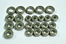 Free Shipping Supply high grade RC  Bearing for TEAM LOSI(CAR) XXX-S SPORT RTR