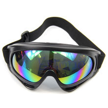 Outdoor Sports Windproof Eyewear Glasses Snowboard Dustproof Sunglasses Motorcycle Ski Goggles Lens Frame Glasses Paintball HY8s