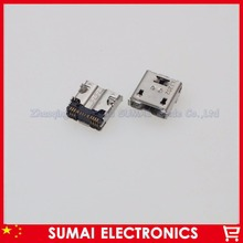 Micro USB Jack Connector Female socket For HTC P510E P512E Flyer P6400 P710E Charging Tail Plug