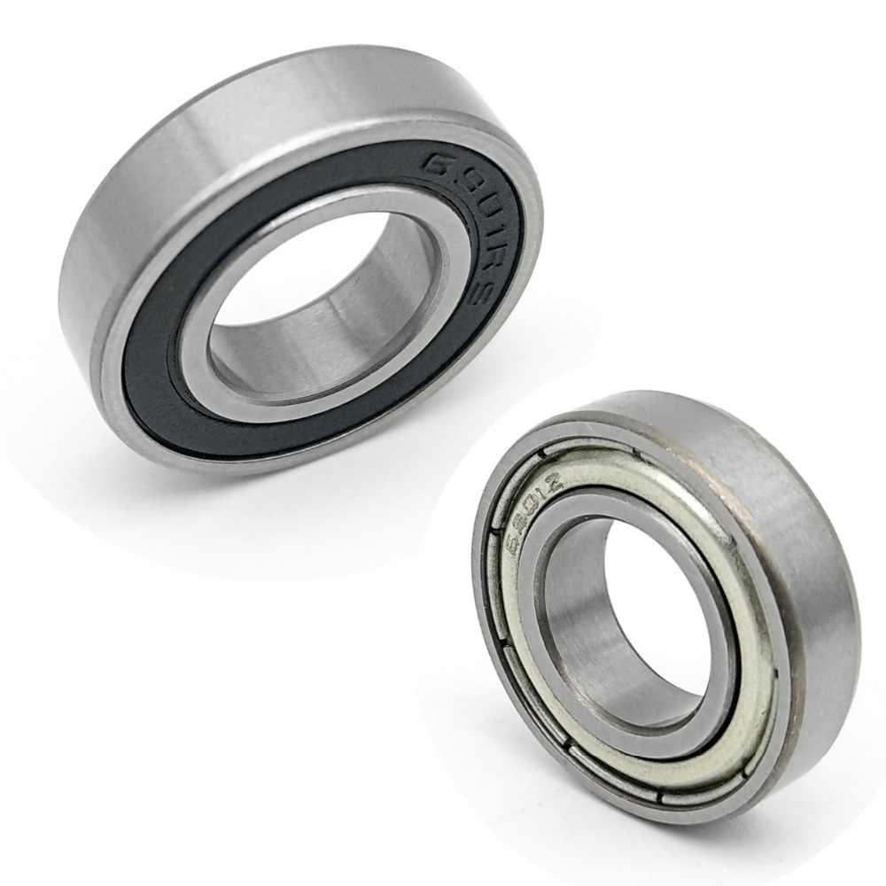6901-2RS Sealed Bearing 12x24x6  ABEC-5 Ball Bearings