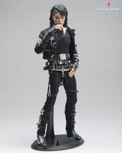 In stock 1/6 BAD Michael Jackson Action Figure With Movable Eye Collection Model Toy(China)