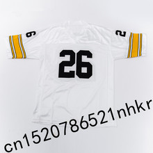 Retro star 26# Rod Woodson Embroidered Name&Number Throwback Football Jersey(China)
