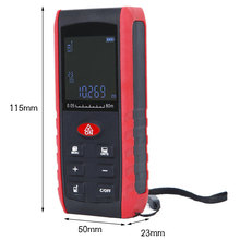 Buy Handheld Digital Laser Distance Meter 40m 60m 80m 100m Rangefinder Range Finder Measure Diastimeter Level Measuring Instruments for $22.39 in AliExpress store
