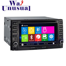 "WANUSUAL 6"" Professional Wince Car Entertainment System Radio DVD Player For KIA Sorento Auto GPS Navigation with 8GB Free Maps(China)"