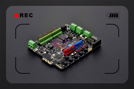 DFRobot Romeo BLE all-In-one controller Atmega328P TI CC2540 with Motor Driver + Bluetooth 4.0 compatible with Arduino for Robot<br>