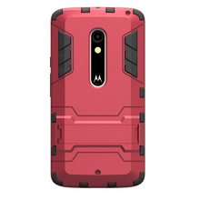 Case For Motorola Moto X Play 2 in 1 double protection+bracket Phone Cover For moto X Play moto XPlya XT1562 XT1561 XT1563 Cases(China)