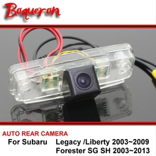 For Subaru Forester Legacy Liberty 2003~2013 Car Parking Camera Rear View Camera SONY HD CCD Night Vision Back up Reverse Camera(China)