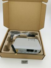 1 SIM GoIP VoIP GSM Gateway (IMEI Changeable, SIP & H.323, VPN PPTP, SMS ) GoIP VOIP Gateway- best wholesale