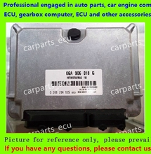 For Volkswagen Jetta car engine computer board/ECU/ Electronic Control Unit/Car PC/ 06A906018G 0261204125 / driving computer