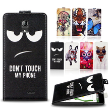 Buy New case HomTom HT26 Luxury Printed Cartoon 100% Special PU Leather Flip case for $4.24 in AliExpress store